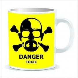 Taza Breaking Bad Danger