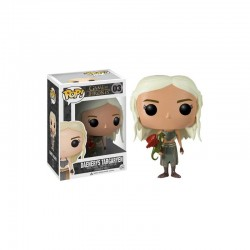 Figura Funko Pop Game of Thrones Daenerys 03