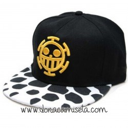 Gorra One Piece Trafalgar Law