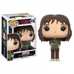 Figura Funko Pop Stranger Things Joyce 436