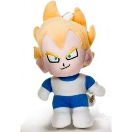 Peluche Vegeta Dragon Ball 30cm