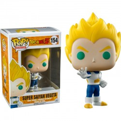 Figura Funko Pop Dragon Ball Super Saiyan Vegeta