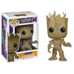 Figura Funko Pop Guardians Galaxy Groot 49