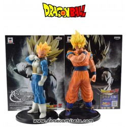 Pack 2 Figuras Dragon Ball Resolution of Soldiers