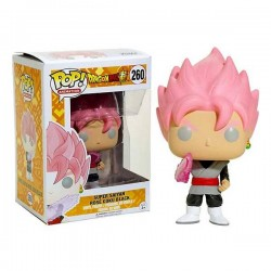 Figura Funko Pop Dragon Ball Super Saiyan Rose Goku 260