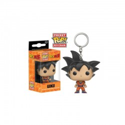LLavero Funko Pop Dragon Ball Goku