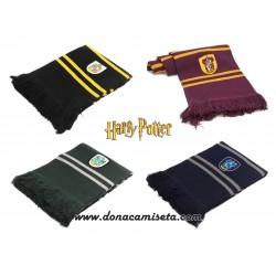Bufanda Harry Potter Flecos