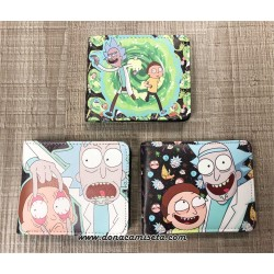 Cartera Rick & Morty