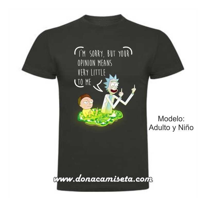 76b5283ef Camiseta Rick   Morty opinions