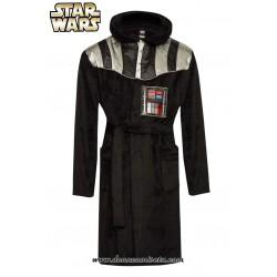 Bata / albornoz polar Darth Vader Star Wars