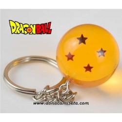 Llavero bola del dragón nº4 (Dragon Ball)