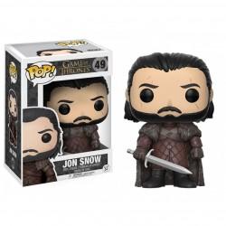 Figura Funko Pop Game of Thrones Jon Snow 49