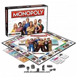 Monopoly Big Bang Theory Edición Coleccionista