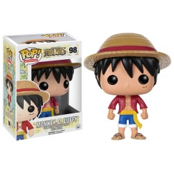 Figura Funko Pop One Piece Monkey D Luffy 98