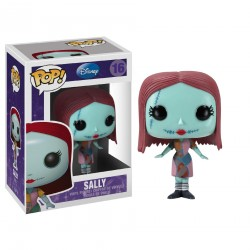 Figura Funko Pop Nightmare Before Christmas Sally 16
