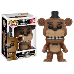 Figura Funko Pop Five Nights at Freddys Freddy 106