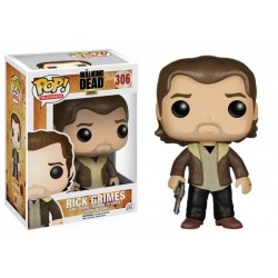 Figura Funko Pop Walking Dead Rick Grimes 306