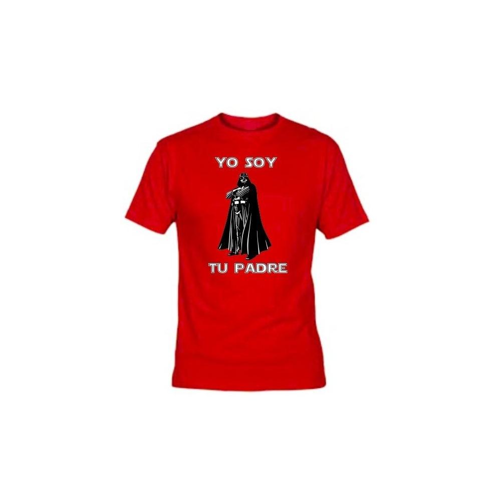 Camiseta MC Yo soy tu Padre