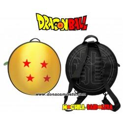Mochila Bandolera Dragon Ball Bola 4