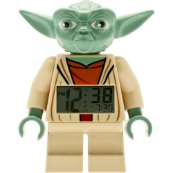 Lego Star Wars despertador Yoda 3d