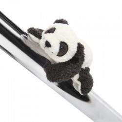 Peluche Magnético  Oso Panda Yaa Boo 12 cm Nici Wild Friends