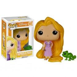 Figura Funko Pop Disney Rapunzel y Pascal 147