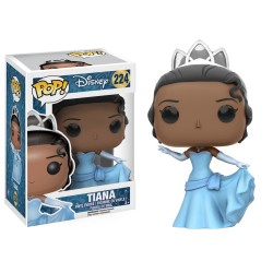 Figura Pop Princesa Disney Tiana 224