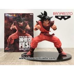 Figura Dragonball Son Goku Kaiohken Banpresto