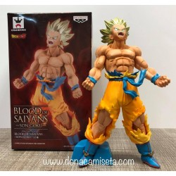 Figura Dragonball Z Blood of Saiyans Son Goku 18 cm