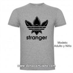 Camiseta Stranger Things Stranger logo
