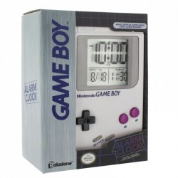 Despertador Nintendo  Game Boy  3d Digital Paladone