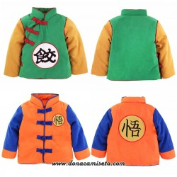 Chaqueta bebé Dragon Ball