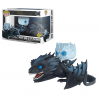 Figura Pop Juego de Tronos Night King on Dragon 15cm