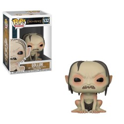 Figura Funko Pop Lord of the Rings Gollum 532