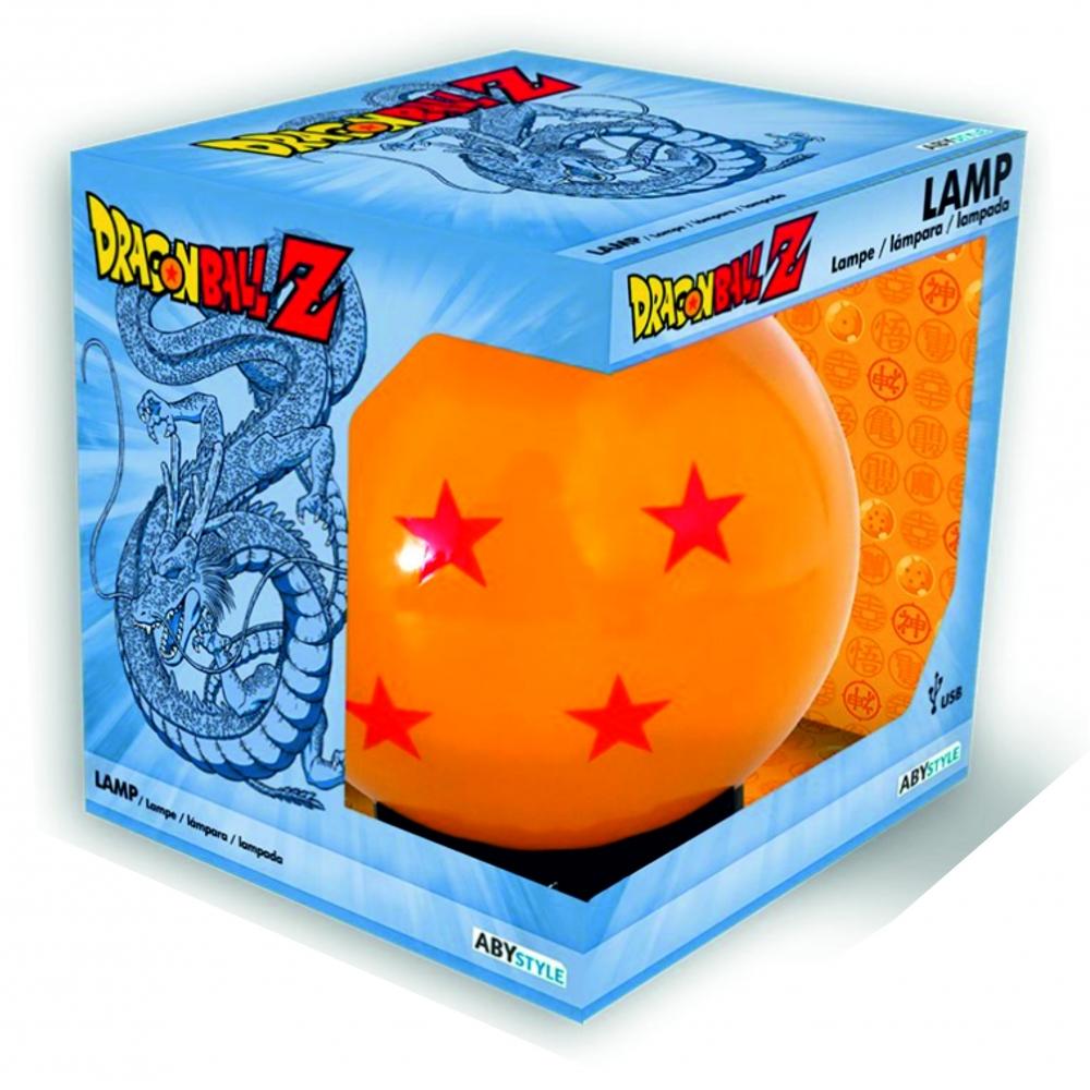 Lámpara Dragón Ball Z Bola 4 Led USB
