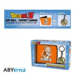 "Dragon Ball - Pack Cartera + Llavero ""Goku"""