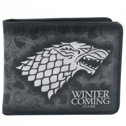 Game of Thrones Cartera Billetero Stark