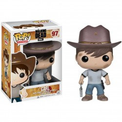 Figura Funko Pop Walking Dead Carl 97
