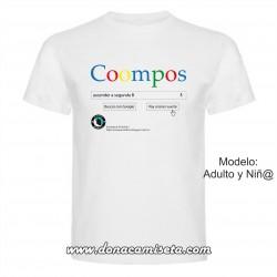 Camiseta Coompos Irmandade Picheleira