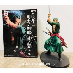 Figura One Piece : Swordsmen Vol. 1 Roronoa Zoro 15 cm