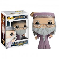 Figura Funko Pop Harry Potter Dumbledore 15