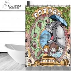 Cortina de baño Totoro 150x180cm