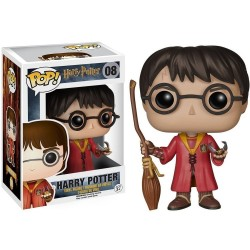 Figura Funko Pop HP Harry Potter Quidditch 08