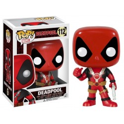 Figura Funko Pop Marvel Deadpool 111