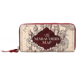 Cartera monedero Harry Potter The Marauders Map
