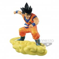 Figura Dragon Ball Son Goku con su Nube Kinton Banpresto