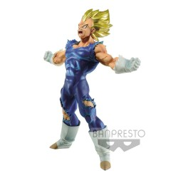 Figura Dragon Ball Z Majin Vegeta Blood of Saiyans Banpresto