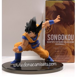 Figura Dragon Ball Z SonGoku Bampresto Museum