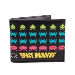 Cartera Billetera Space Invaders Retro