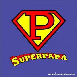 Diseño Super Papá
